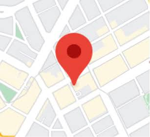 Business location map