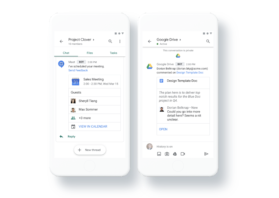 Tap into the best of Google Workspace
